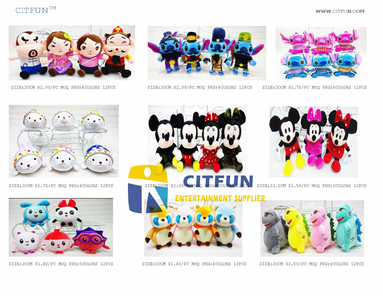 SOFT TOYS FOR CLAW MACHINE__12