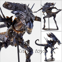 High Quality!!! 20cm NECA ALIEN VS PREDATOR ACTION FIGURE Toys NEW RARE Free shipping KB0258