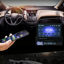 Universal 7in TFT Touch Screen HD Car DVD-player Stereo Radio Tuner Audio GPS Memory Navigator Bluetooth Automotion 1 Din