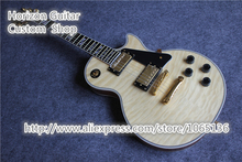 Good Cheap Price Supreme LP Electric Guitar Ebony Fretboard Splited Block Inlay & Color Can be Changed(China)