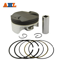 AHL 1 Sets Motorcycle STD Bore Size 75mm Piston & Rings For HONDA CBR1000 CBR1000RR 2004-2013(China)