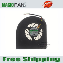 Computer cpu cooler for lenovo IBM ThinkPad W700 W701 W710 CPU fan,NEW genuine laptop radiator cooling fan(China)