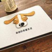 A4 Horizontal Plush Cover Personalized Handmade Sticky 20 Sheets 40P Cat and Dog DIY Album Pet Diary Custom Embroidery Scrapbook(China)