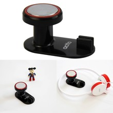 Universal Headset Headphone Holder Hanger Wall PC Monitor Stand