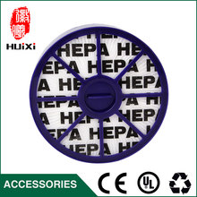 Purple circular filter and high quilty air filter replacement for Vacuum Cleaner Parts hepa filter DC04 DC05