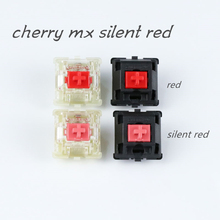2017 Brand New 4pcs for Cherry MX Silent Red Switches For Cherry Mx Mechanical Gaming keyboard Type Keycap