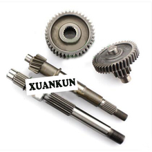 Buy XUANKUN GY6 125 Gear Gearbox Four Scooter Moped Year-end Party Gear Shaft for $45.60 in AliExpress store