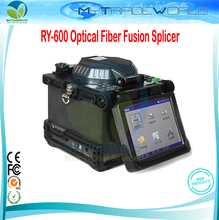 New Arrival! Lowest Price Ruiyan RY-F600P FTTH Fiber Optic Splicing Machine Optical Fusion Splicer Maquina de Fusao Fibra Optica