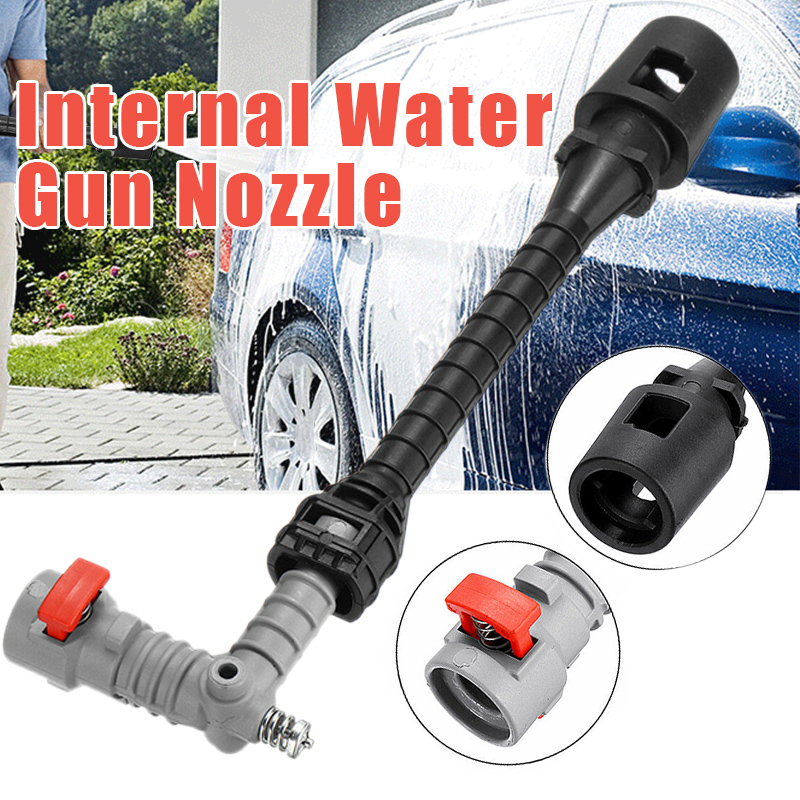 1pc High Pressure Water Gun Nozzle Washer Internal Nozzle Kit for LAVOR VAX Reinfoced Adapter Car Cleaning Washing Tools