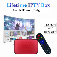 Buy Arabic French IPTV Lifetime IPTV Belgium IPTV AVOV TVonline ipremium Box android TV Box TV IPTV Adult Smart TV Media Box for $149.00 in AliExpress store