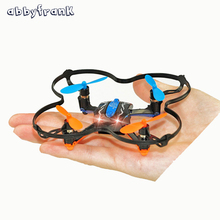 Abbyfrank New Aircraft Toy RC Plane Mini Drone Professional Quadrocopter Quadrotor Model Remote Contrl Airplanes Aeromodelismo(China)