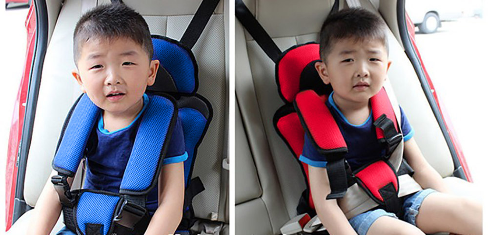 Kid Car Seat Belt Protection