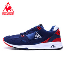 Hot Sale 2017 Latest Version Le Coq Sportif Men's Running Shoes Sneakers New Colors Athletic Footwear Blue Color 2 Size 40-44