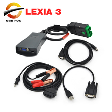 Lexia3 Diagnostic Scanner Lexia 3 V48 PP2000 For Citroen for Peugeot With New Diagbox V7.83 LEXIA-3 free shipping