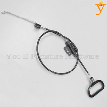 furniture hardware extensible recliner chair cable replacement furniture accessories chair handle hinge C09-1(China)