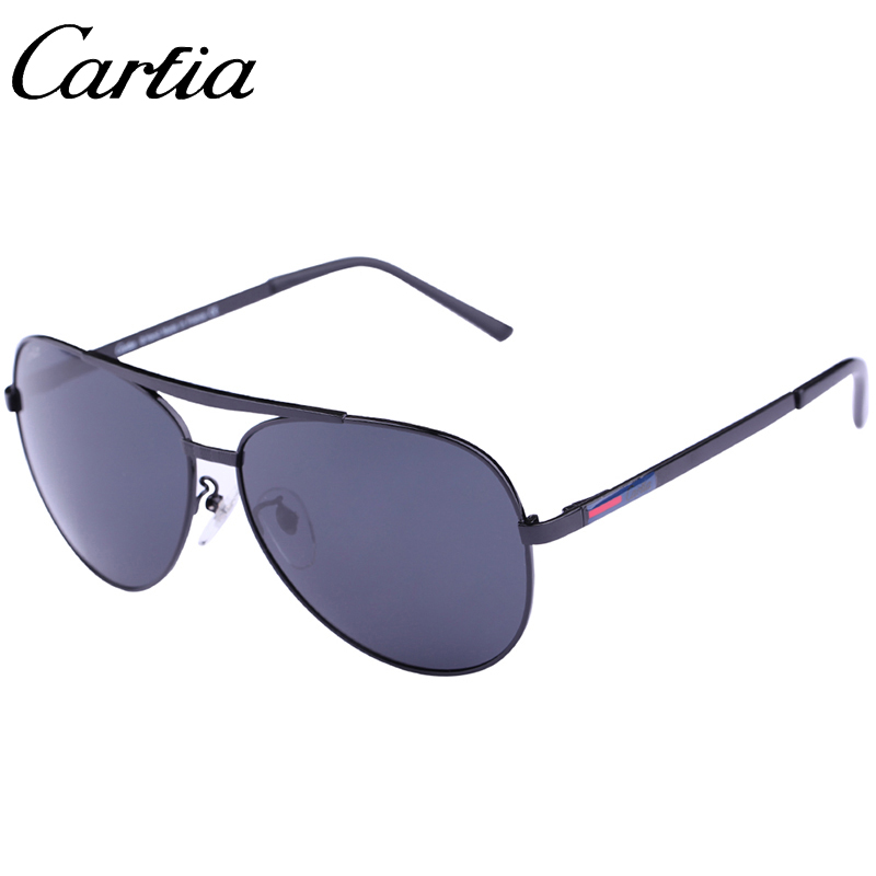 2017 Classic luxury Brand Polarized Driving Sunglasses 100% UV Protection with Vintage fashion Designer Mens Aviator glasses<br><br>Aliexpress