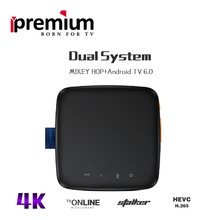 Tv Receiver Ipremium Migo Pro Android Tv Box 4K Ultra RAM 1G ROM 8GB Google Play Middleware Stalker Set Top Box