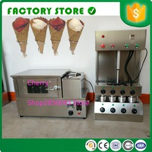 New design cheaper ,4 moulds cone electric pizza maker automic cone pizza machine cone pizza machine for sale(China)