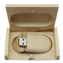 20 pics free Custom LOGO Brand new Natural Wooden USB flash drive pen drives wood gift pendrive 8GB 16GB 32GB Wedding Good Gifts