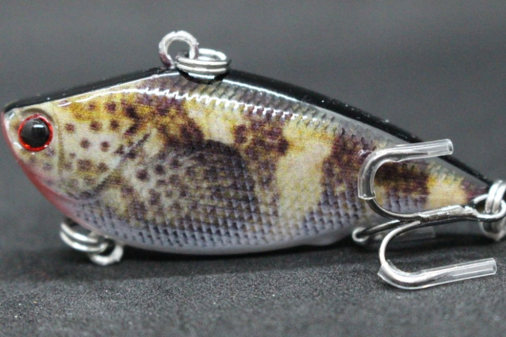 17 wLure Life Like Pattern Fishing Lure with Upgraded Treble Hooks 36