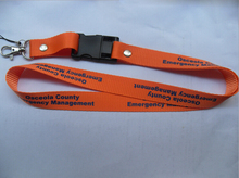 Neck Strap Screen Lanyards Mobile Phone/ID card/Key Belt Lanyard with Lobster Clasp Logo Custom
