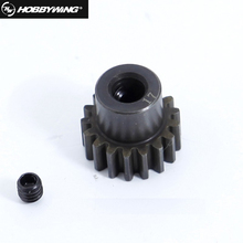Hobbywing 32P 17T/13T/15T19T/21T M1 11T 5mm Shaft Steel Pinion for Car Motors R/C Hobby Motor Gear