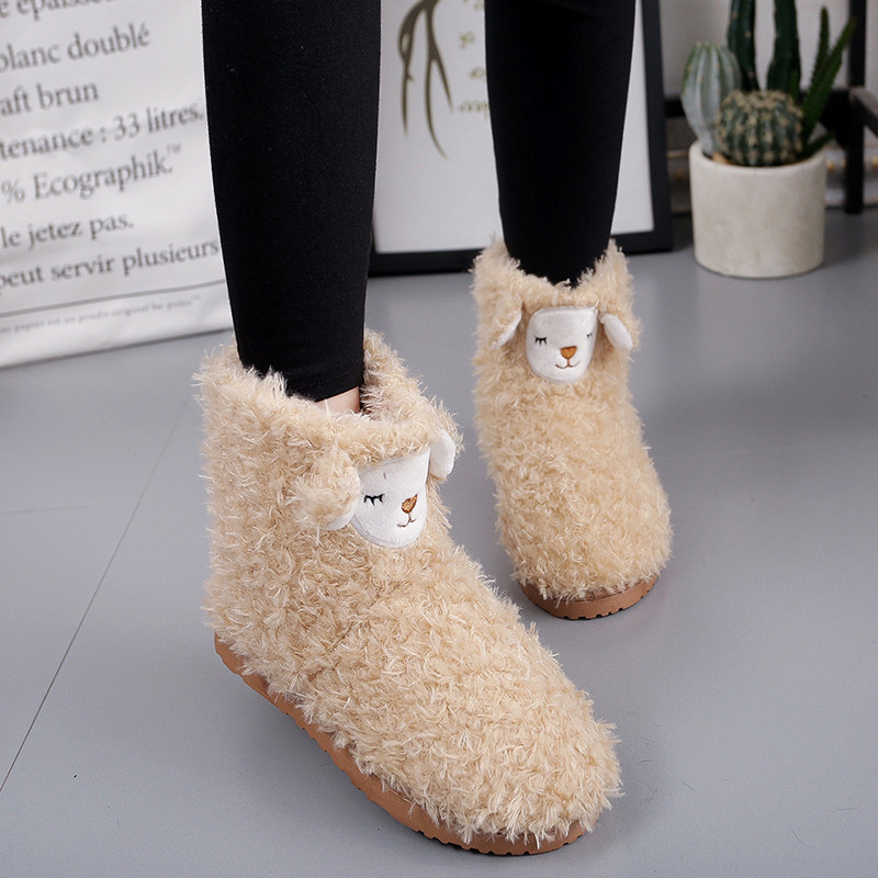 2016 winter Women Ankle Boots Height Increase Inside Lady All Match Daily Casual Shoes Solid Color Concise Design<br><br>Aliexpress