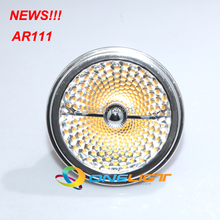 AR111 QR111 G53 GU10 20W COB LED Light Bulbs Dimmable Warm White Cool White CREE LED Downlights Aluminum CE&ROSH 10pcs