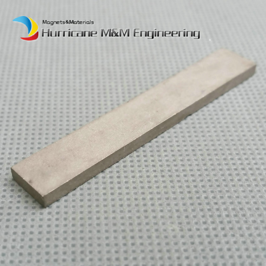 1 pack SmCo Magnet Block 60x10x3 mm Bar Grade YXG24H 350 Degree C High Temperature Motor Magnet Permanent Rare Earth Magnets<br>