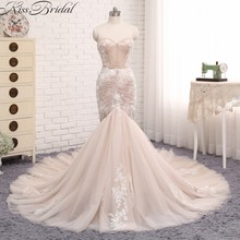 Long Sleeve Crystal Luxury Ball Gown Wedding Dresses 2017 robe de mariage Applique vestido de noiva Princess Arabic Bridal Gowns