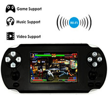 NEW 3.5 Inch Touch Screen Handheld Game Console Android Wi-Fi Support for PSP Games ,1080P HDMI Output(China)
