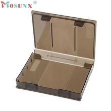 Top Quality 2.5 Inch SATA IDE Hard Drive Disk PP Plastic Storage HDD Box Case U0306(China)