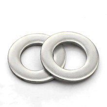3PCS-M10/12/14/16/18/20/22/24/27/30   DIN125 304 Stainless Steel Flat Washers