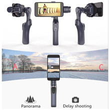 Upgraded 2-Axis 330 Degree Handheld Brushless Camera Hand Stabilizer Gimbal Minimalistic Stabilizer With GoPro(China)