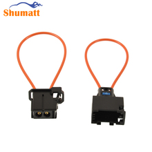 Car MOST Optical Fiber Loop Female to Male Connector Adaptor Cable Terminator Media Oriented System Transport Diagnsotic Tool(China)