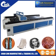 New model laser cutting machine jewelry 130W/Best service leather laser cutting machine price 1530