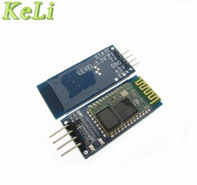 Tiegouli 1pcs hc-06 HC 06 RF Wireless Bluetooth Transceiver Slave Module RS232 / TTL to UART converter and adapter