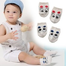 Unisex Baby Girl Boy Cotton Socks Infant Toddler Soft Floor Wear Socks Kids Children Cute Cartoon Eyes Pattern Socks