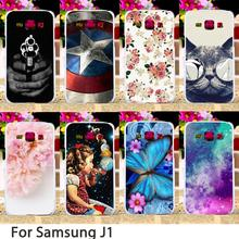 Buy TAOYUNXI Soft Phone Cases Samsung Galaxy J1 2014 SM-J100F J100 J100F J100H Cases Colorful Hard Back Cover Skin Bag for $1.98 in AliExpress store