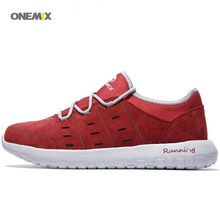 ONEMIX Free 1117 Suede London wholesale athletic Men's Sneaker Training Sport Running shoes