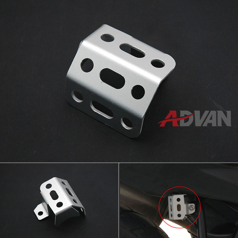 CNC Brake Reservoir Guard Protector Rear Fit for BMW F800GS F650GS Twin up to 2012<br>