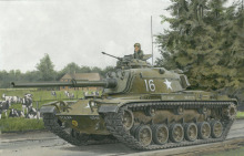 DRAGON 3553 1/35 M60 Patton - Smart Kit(China)