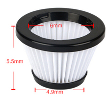 vacuum cleaner parts hepa filter FC6161 filter Smoke particles, pollen, dust(China)