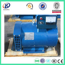 ST 3KW/3KVA 220v AC Single Phase Brush 50hz 1500rpm Alternator-Free Shipping to Russia by Railway(China)