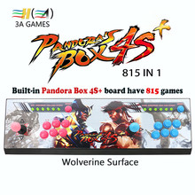 Pandora box 4S plus 815 in 1 joystick arcade buttons controle arcade usb children game machine controller game machine consoles
