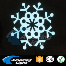 40*40cm window flower el panel car window decoration el panel without inverter(China)