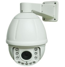 7 Inch 700TVL  high speed dome IP camera 36X Optical Zoom onvif waterproof camera pan tilt
