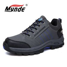 Mynde Brand 겨울 Shoes Men Big Size 36-47 Super Warm Men's Boots Sneakers 발목 Warm 봉 제 눈 부츠 대 한 Man 신발쏙 ~(China)