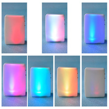 Super Bright Fashion Home Office Colorful Light Flash 16 Song 3 Modes music Wireless Doorbell for The Deaf and Old men(China)