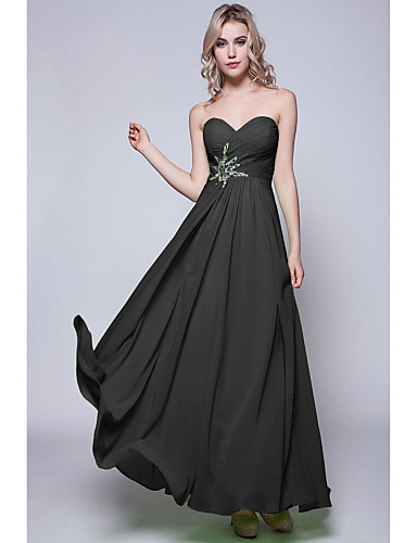Long lace bridesmaid dresses
